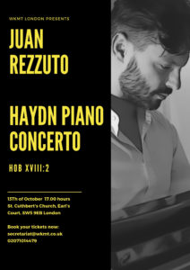 Haydn Piano Concerto in D
