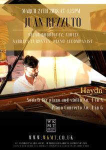 Haydn 2 pianos