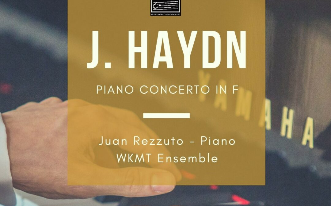 My next Haydn Performance in London